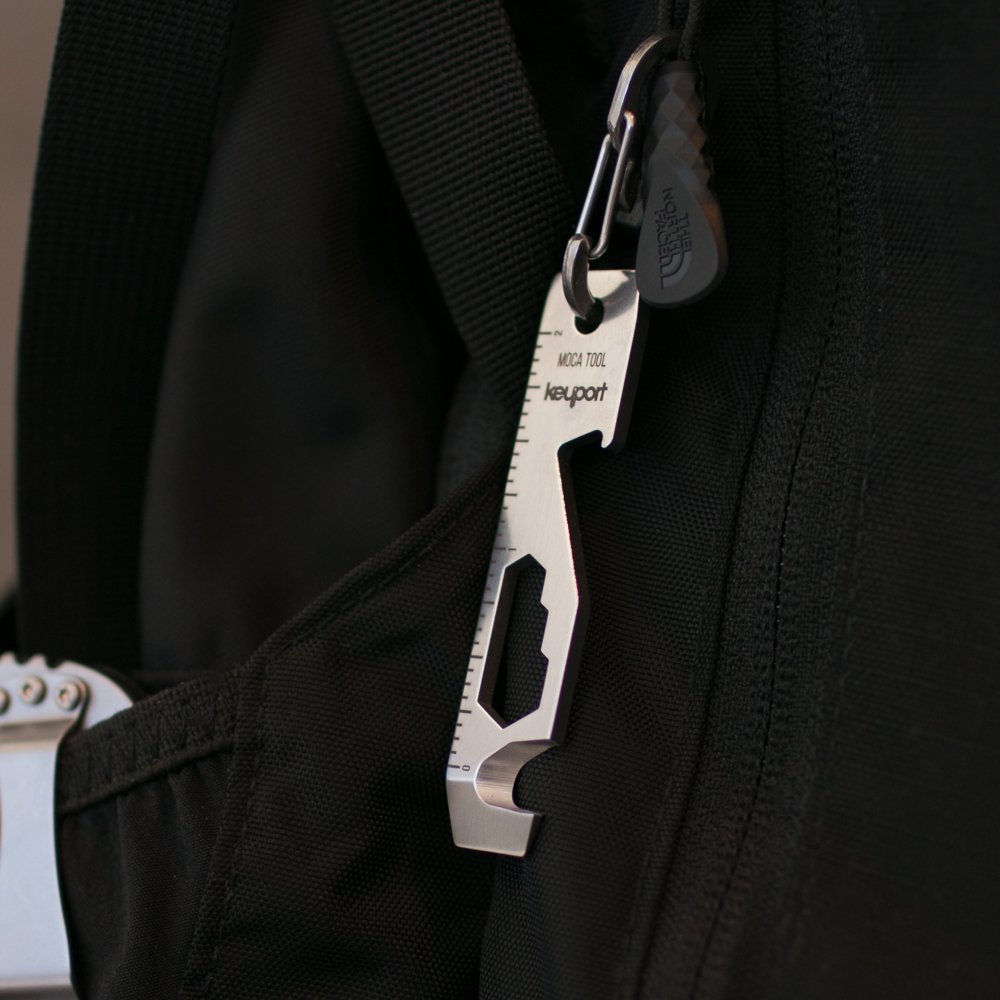MOCA 10-In-1 Keychain Multi-Tool