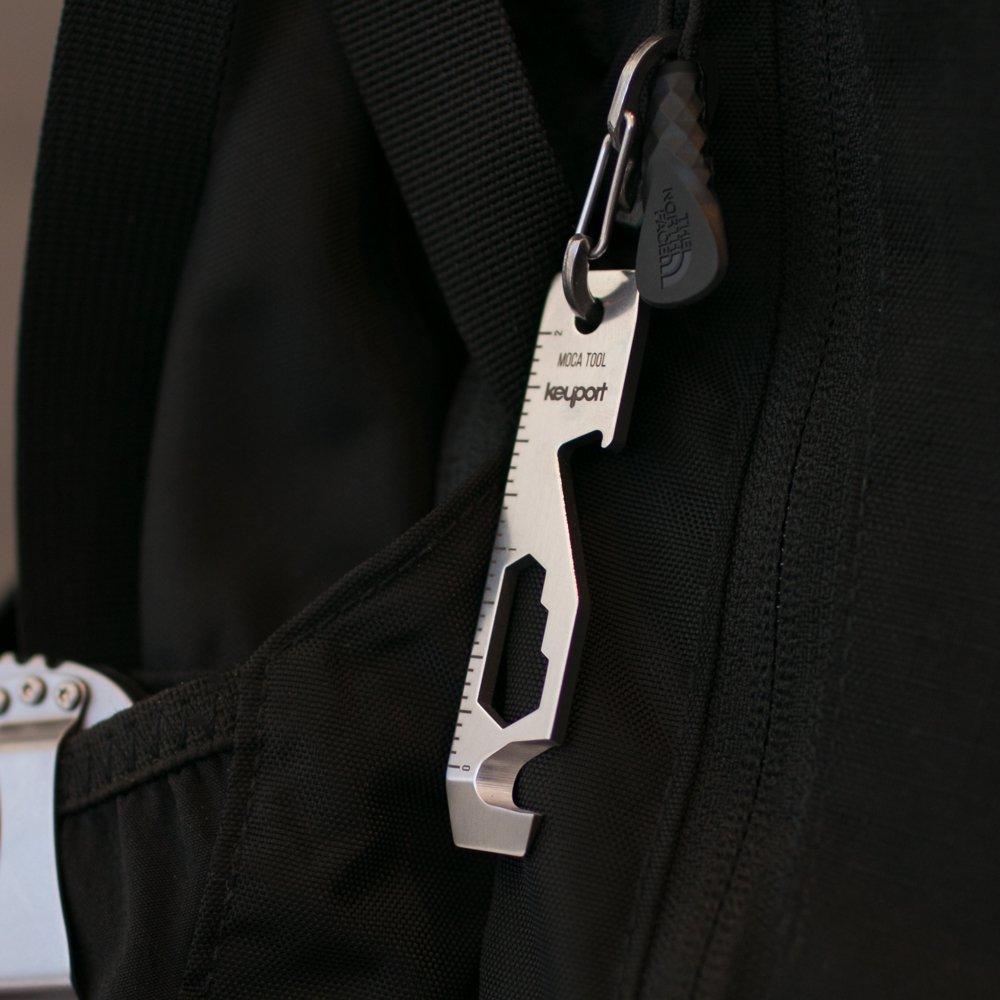 MOCA 10-In-1 Keychain Multi-Tool