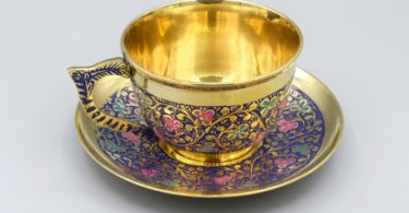 Arabic Copper Coffee Cup