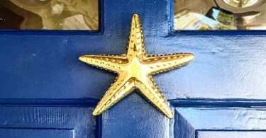 Starfish Door Knocker