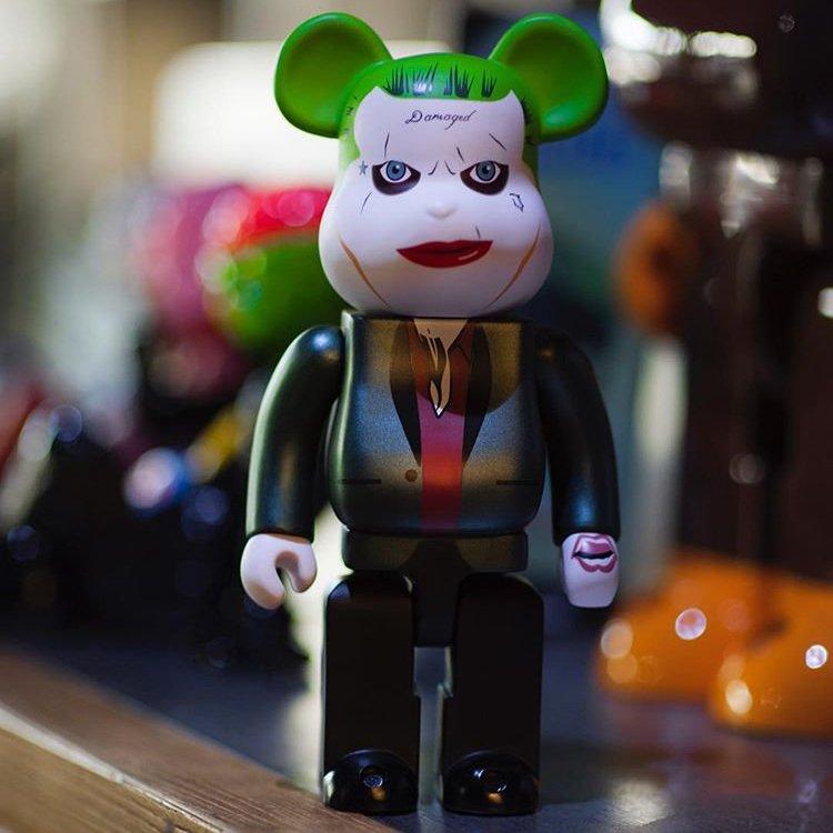 Medicom Suicide Squad Joker 1000% Bearbrick