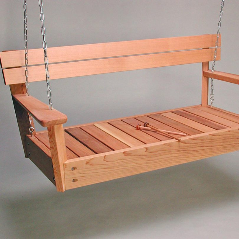 Musical Porch Swing