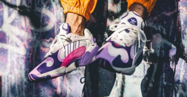 Dragon Ball Z x Yung-1 Frieza