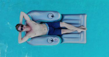 Splash Runner Motorized Pool Lounger