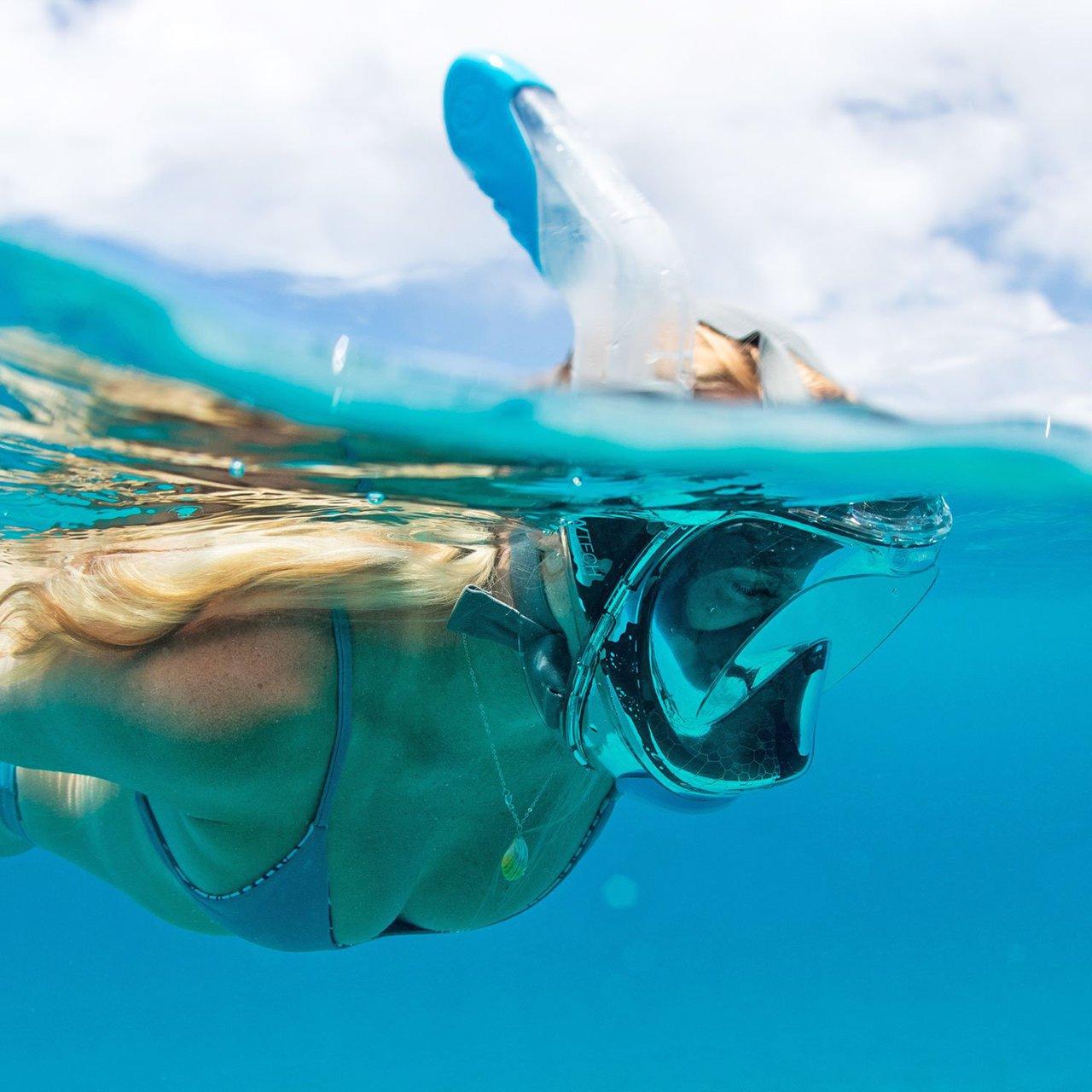 SEAVIEW 180° V2 Snorkel Mask