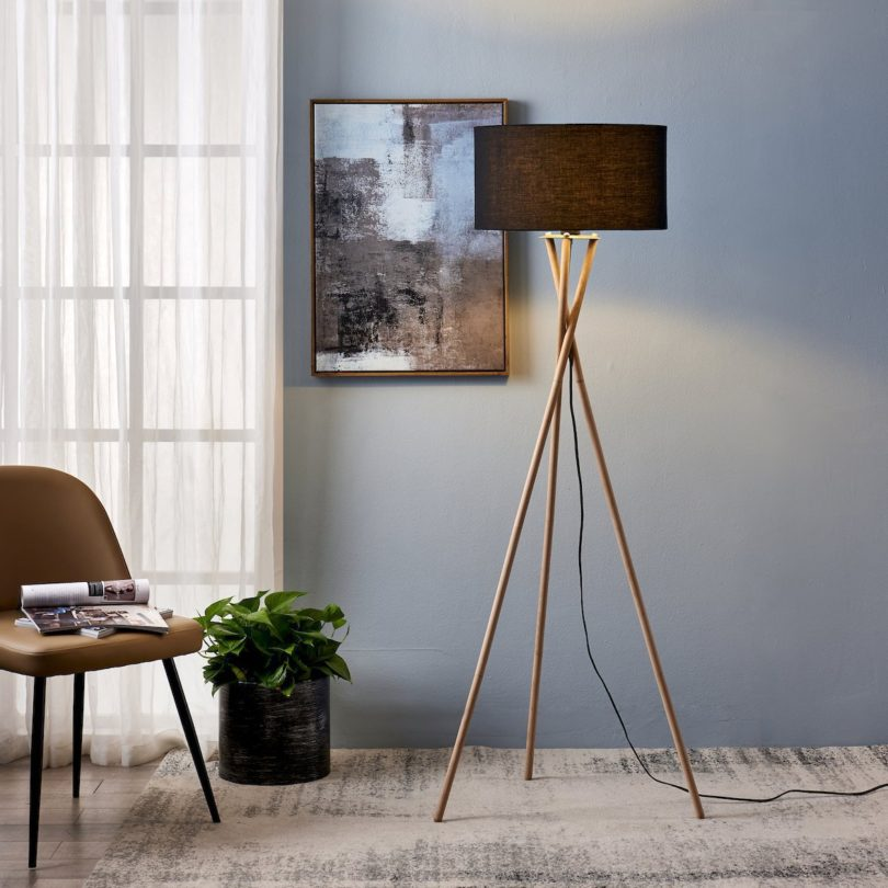 NOA Tripod Floor Lamp