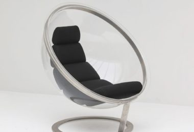 Bubble Lounge Chair by Christian Daninos for Formes Nouvelles