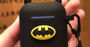 Batman Storage Cover For Apple AirPods
