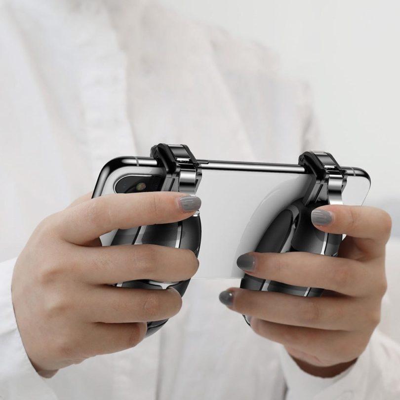 Trigger Gamepad Grenade for Mobile Phone
