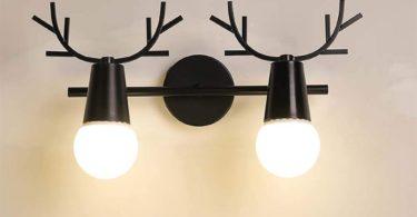 Mirror light Nordic Mirror Headlights