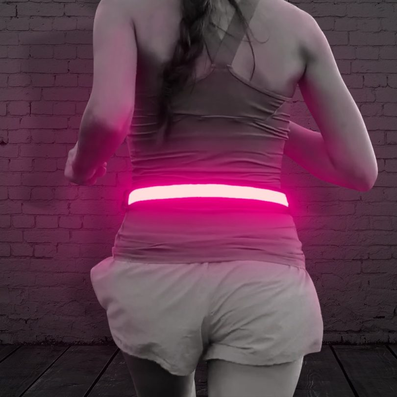 BSEEN LED Running Belt