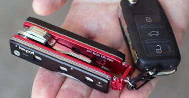 Keyport Pivot Outdoor Bundle: Key Holder & Modular EDC Multi-Tool