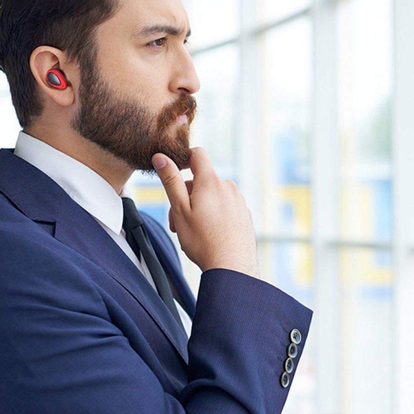 TWS True Wireless Stereo Headphone Bluetooth Headset Mini Earphones