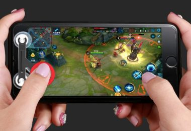 Mobile Joystick, Phone Game Rocker for PUBG/Fortnite/Knives Out/Rules of Survival