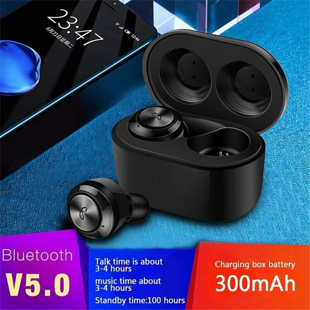 True Wireless Earphone Earbuds, TWS Bluetooth V5.0