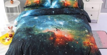 Babycare Pro 3D Galaxy Bedding Sets Queen Size