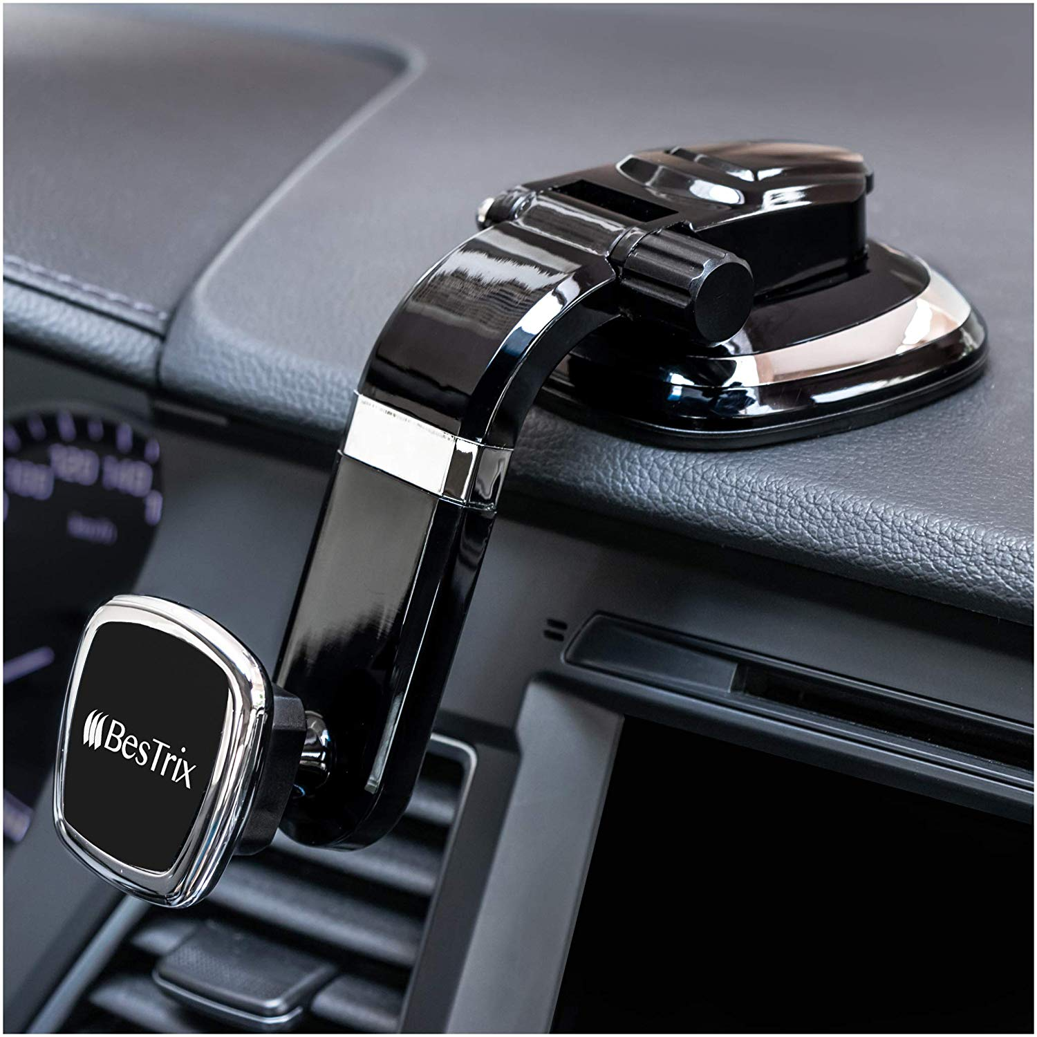 Magnetic Dashboard Smartphone Car Mount