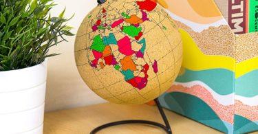 Gift Republic Colour Globe