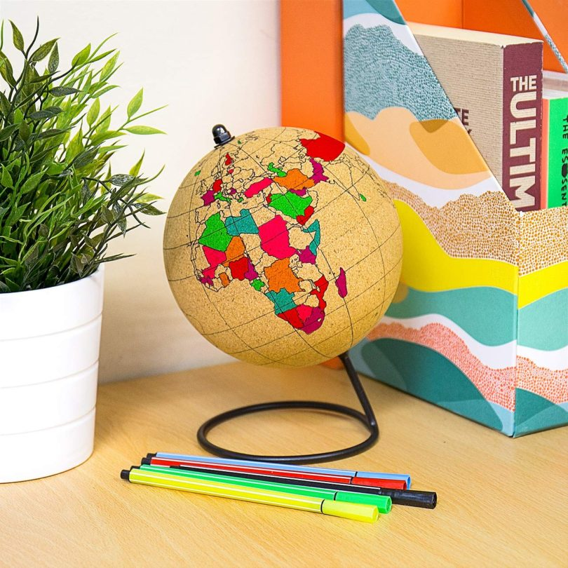 Gift Republic Colour Globe