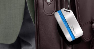 Luggage Tags Durable Stainless Steel