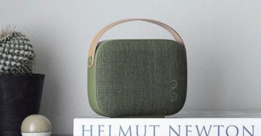 Helsinki Portable Bluetooth Speaker