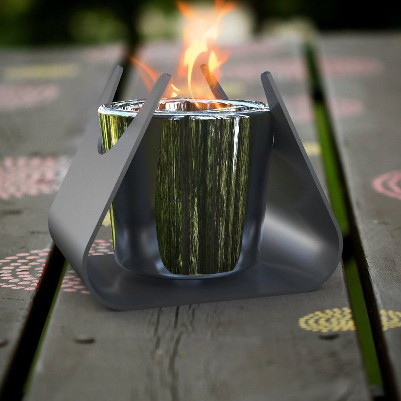 Taurus Indoor/Outdoor Fireburner