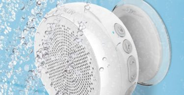 Aud Shower IPX4 Bluetooth Shower Speaker
