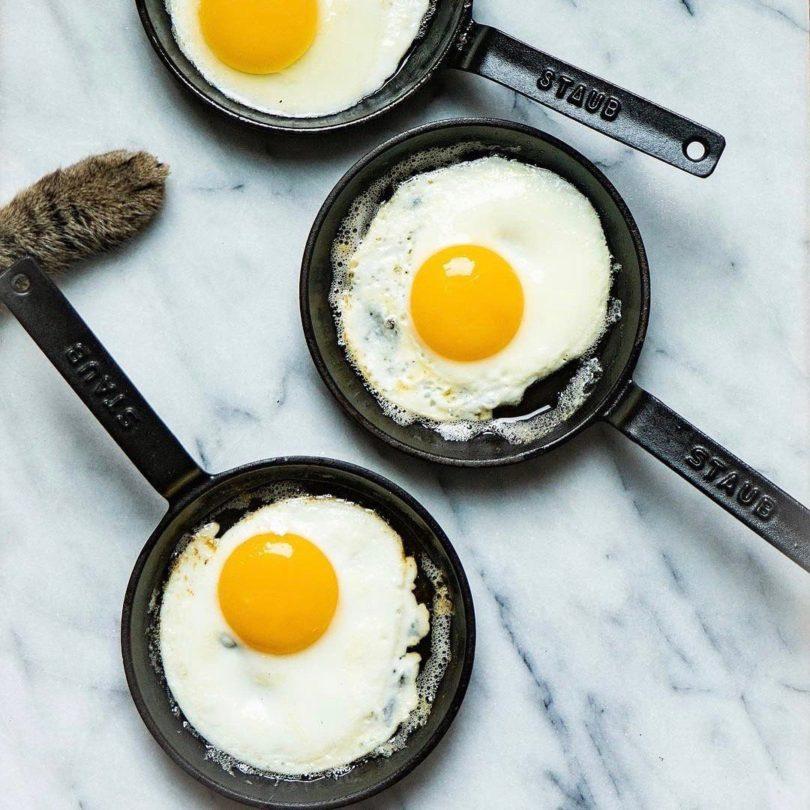 Staub Cast Iron 4.75″ Mini Frying Pan