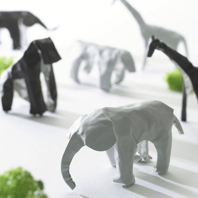Pop-Up Animal Mini Sculpture