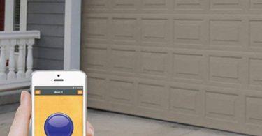 Bluetooth Garage Door Opener