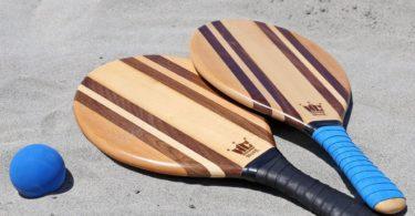 Frescobol Paddle Set