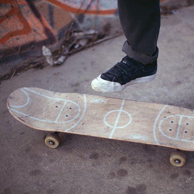 NBA San Antonio Spurs Skateboard Deck