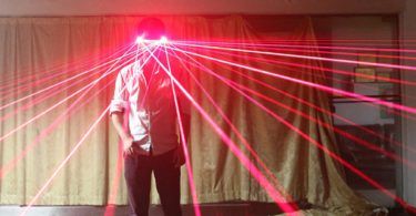 Laser Lighting Party Glasses