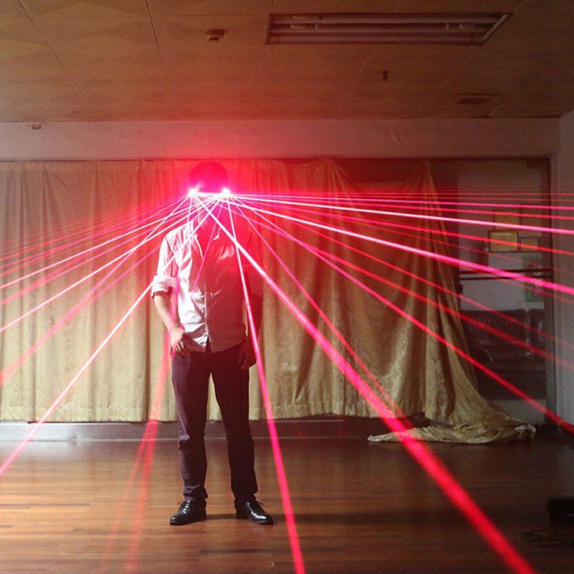 Laser Lighting Party Glasses