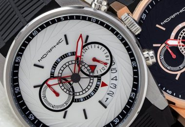 Morphic M72 Series Chronograph Watch