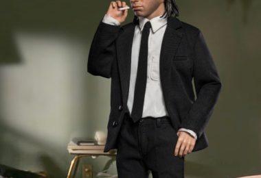 Pulp Fiction Vincent Vega 1:6 Scale Action Figure