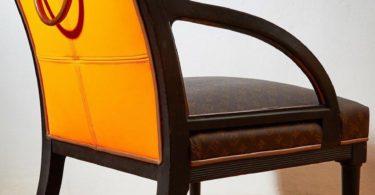 Original Louis Accent Chair