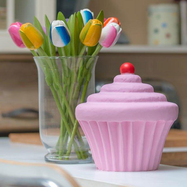 Pink Cupcake Light