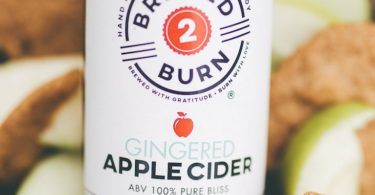 Brewed 2 Burn Gingered Apple Cider Craft Beer Inspired Soy Candle