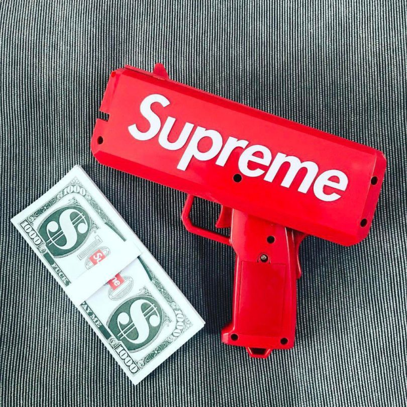 Supreme Cash Cannon Red