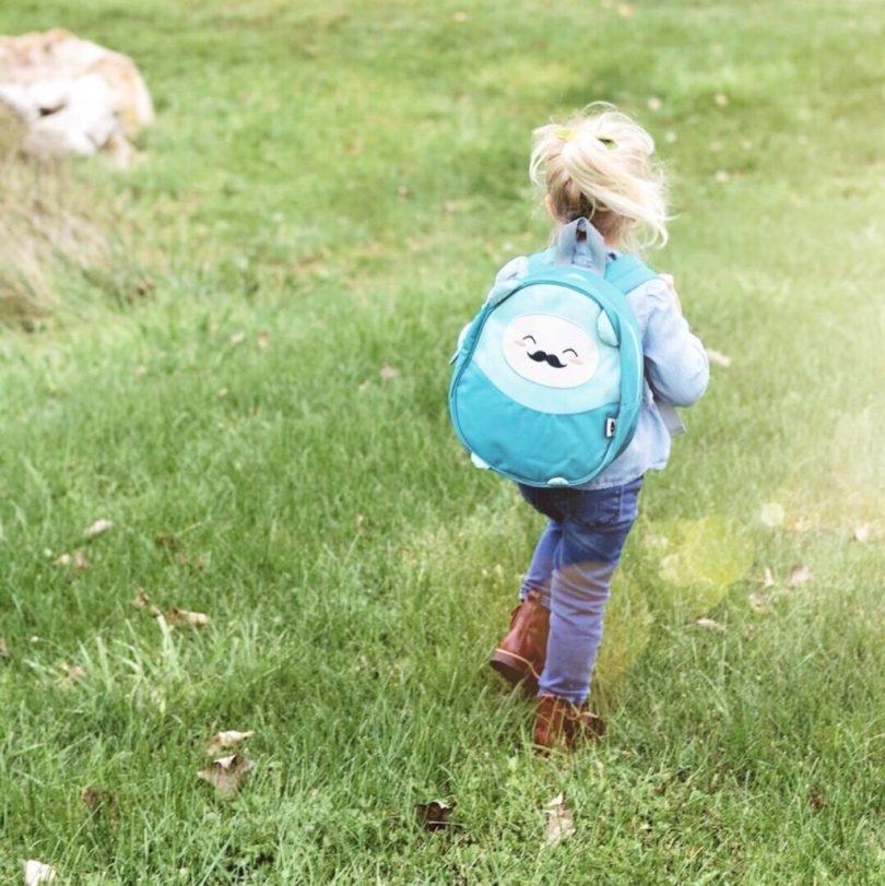 Kawaii Päc Mini Backpack