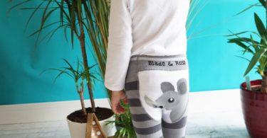 Organic Cotton Rhino Legging WWF