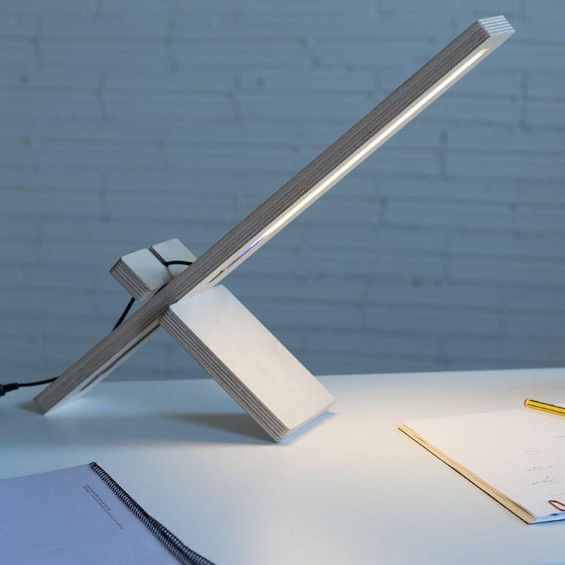 DELAMP Table Lamp by Debosc