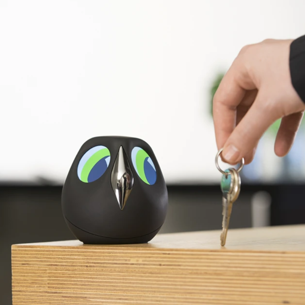 Ulo: Interactive Home Monitoring Owl