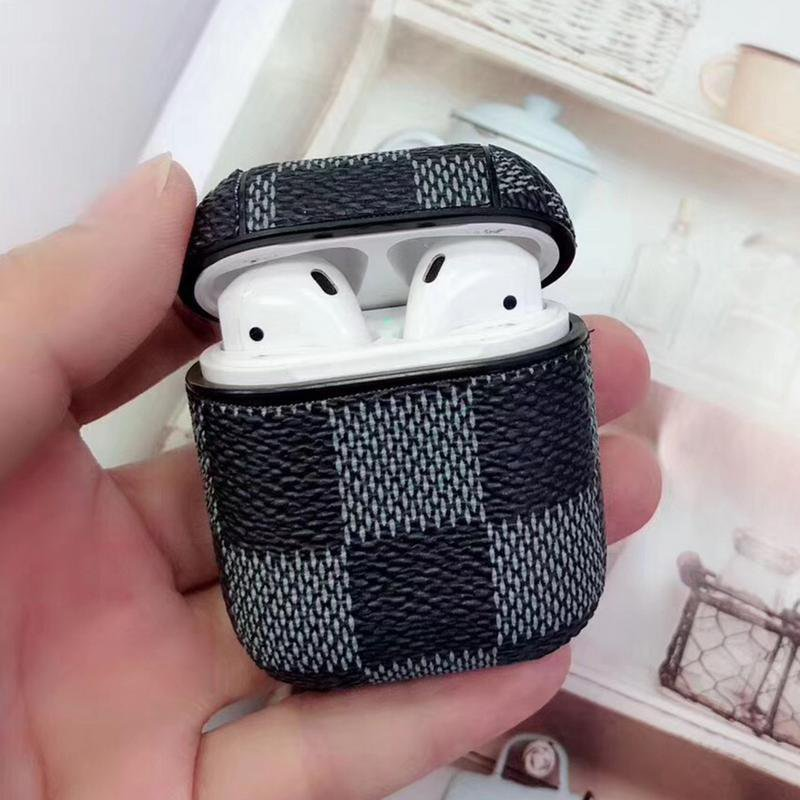 Monogram Damier GG Leather Apple AirPods Protective Case Cover
