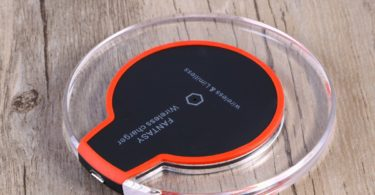 Wireless Charger Qi Standard Ultra-Slim