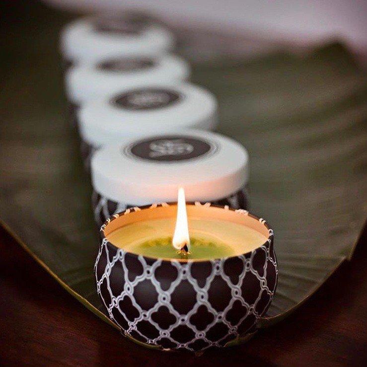 Lemon Verbena Soy Candle