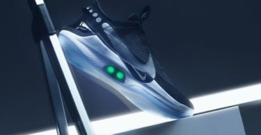 Nike Adapt BB Black Pure Platinum US Charger