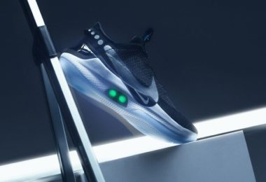 Nike Adapt BB Black Pure Platinum US Charger