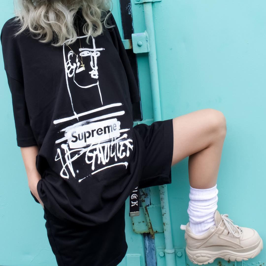 Supreme x Jean Paul Gaultier Tee